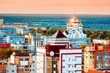 Достопримечательности Сыктывкара с описанием и фото