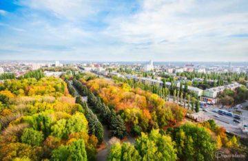 Город Липецк и его культурные достопримечательности