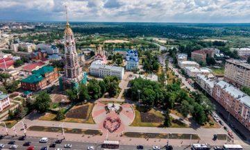 Лучшие достопримечательности города Тамбов: описания и фото