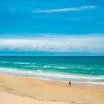 Где найти хороший пляж в Витязево: полный список с отзывами на карте