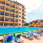 Стоит ли ехать в отель «Ателика Гранд Меридиан» в Витязево?