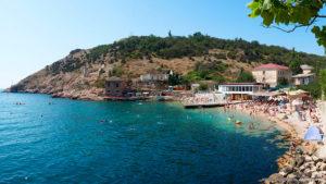Где найти хороший пляж в Балаклаве: полный список с отзывами на карте