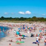 Пляжи Балтийска и окрестностей: полный список с отзывами на карте