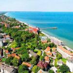 Пляжи Зеленоградска и окрестностей: полный список с отзывами на карте