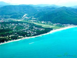 Подходит ли село Агой для пляжного и семейного отдыха?
