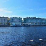 Где и сколько стоит покататься по Неве и каналам Питера на кораблике или теплоходе: все причалы на карте