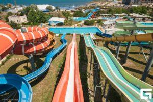Все семейные крымские аквапарки на карте: где находятся и сколько стоят билеты